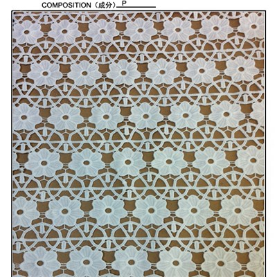 French Embroidered Lace Fabric Good Quality Lace(S8097)