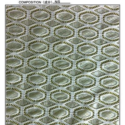 African Nylon And Spandex Lace Fabric (R2112)