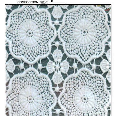 Floral Designs Lace Fabric , New Fashion Lace Designs(S8033)