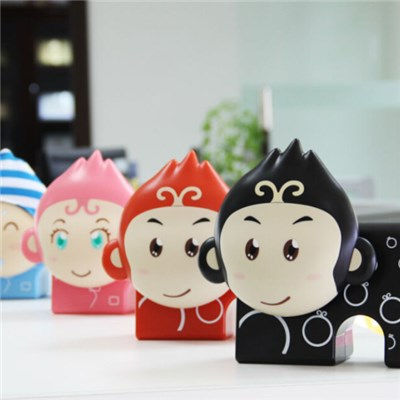 LJC-083 Hot Sale Lovely Animal Shape Led Light