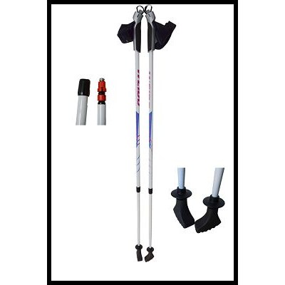 2 Sections Walking Poles