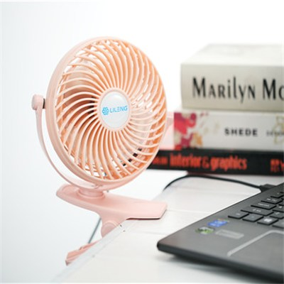 5inch Rechargeable Clip Fan(Lileng-832)