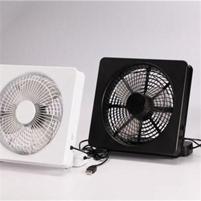 6inch Battery Operated Box Fan(Lileng-821)