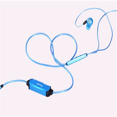 LED Flowing Light Earphone(HBS-102)