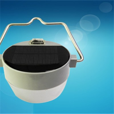 Lileng-206 Solar Outdoor Camping Lamp
