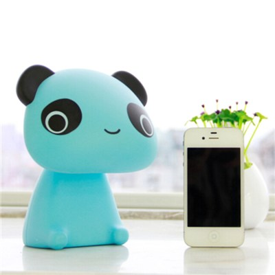 LJC-089 New Product Led Animal Touch Table Lamp