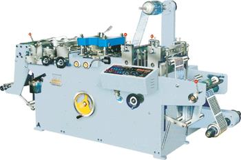 Label Die-cutting Machine