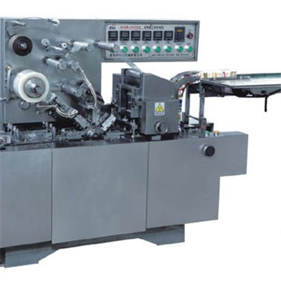 Small Box Overwrapping Machine
