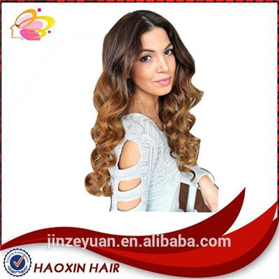 Ombre Color Lace Front Wig