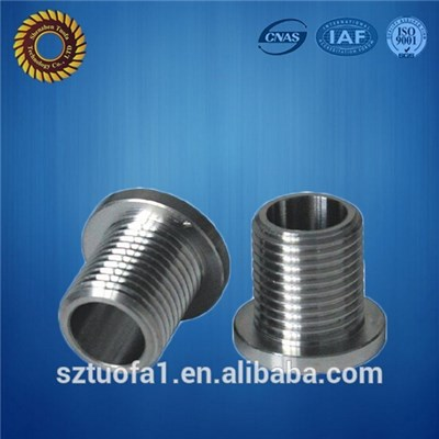 CNC Turning Titanium Alloy Parts Rapid Prototype