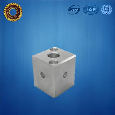 CNC Machining Metal Steel Block Manufacturers