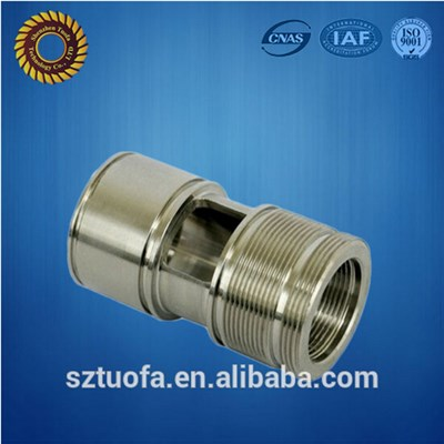 Precision OEM Manufacturing CNC Stainless Steel Central Machinery Parts