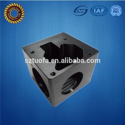 Complcated CNC 4 Axis Precision Metal Machining