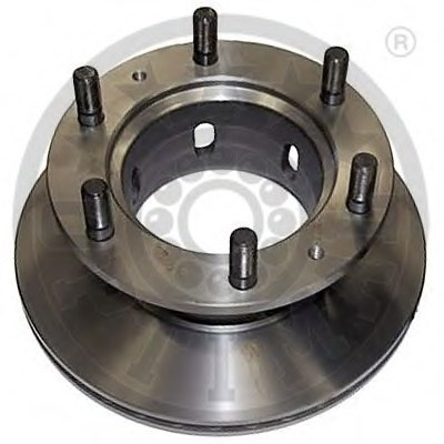 Brake Disc 01904532 For IVECO Truck