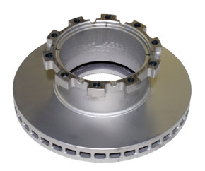 Brake Disc R6206M For GUNITE Truck