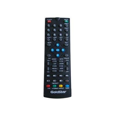 TV SAT remote Control Universal Remote Controller For Gold Star