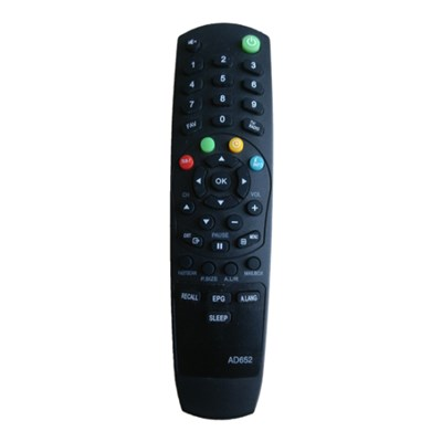Satellite Receiver Universal TV SAT remote Control AD652