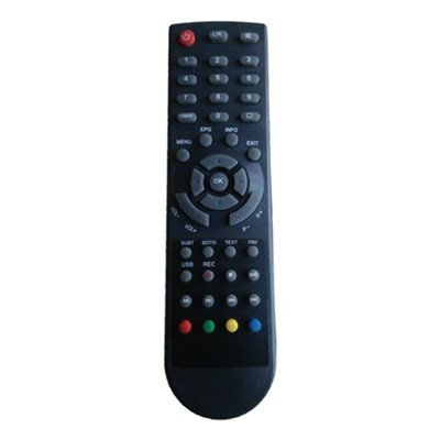 Good Quality Infrared TV SAT Satellite Receiver Remote Control REC Remote Control