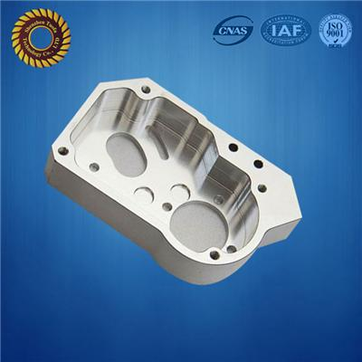 Lathe Aluminum Machining Machinery And Parts