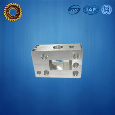 Precision Custom Metal Block Machinery Parts