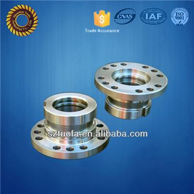Titanium Drilling Parts And service