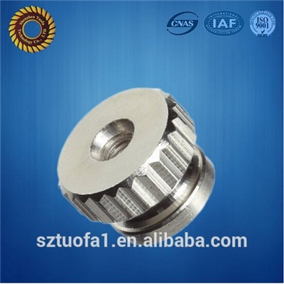 Aluminum Grinding Parts And service