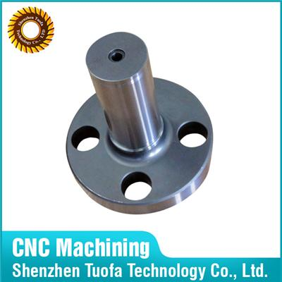 Stainless Steel(steel) CNC Machining Service Flange Retainer Hose