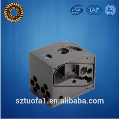 CNC Aluminum Milling Parts And service