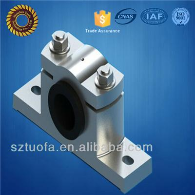 Steel Customized Fixture Fastener CNC Machining