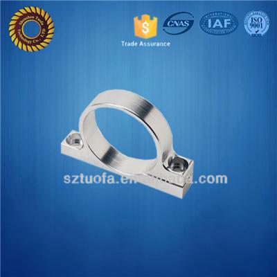 High Precision Stainless Steel Fixture Fastener CNC Machining