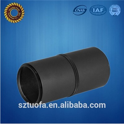 CNC Machining Aluminum Anodizing Turning Suspension Bushing