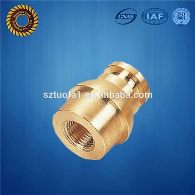 Precision Custom Made Bronze CNC Machining Parts