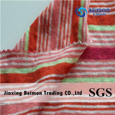 100%linen Fabric In China