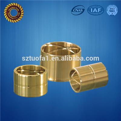 High Precision CNC Bronze Custom Made Parts