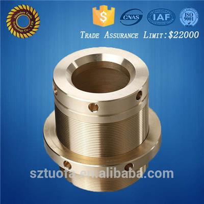 CNC Precision Turning Parts/ Product Made Of Copper