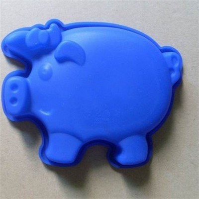 Pig Shaped Silicone Mold