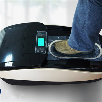 Intelligent Automatic Shoe Cover Machine