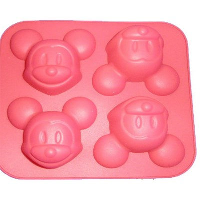 Monkey Shaped Silicone Mold