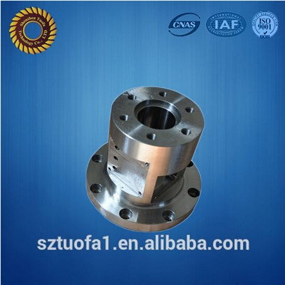 Nonstandard OEM Titanium Product CNC Machining Fishing