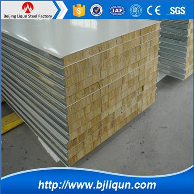 Rock Wool Sandwich Wall Panel