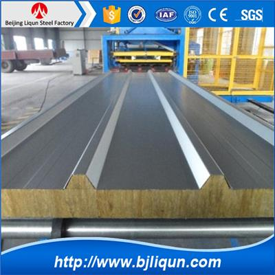 Rock Wool Sandwich Roof Panel