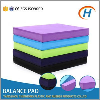 Balance Pad In Gymnastics