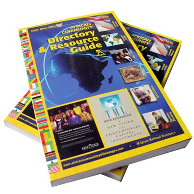 Directory Books