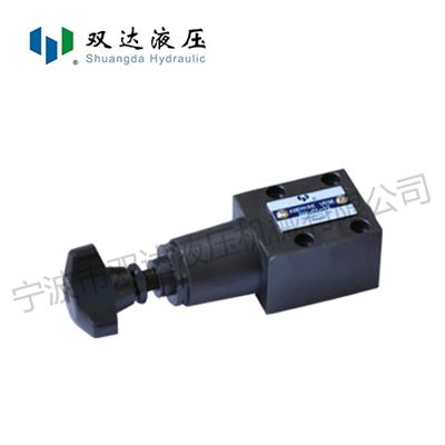 Direct Operated Relief Valve