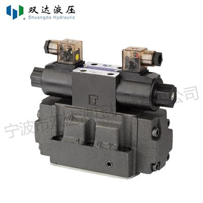 Electrohydraulic Operated Directioal Valve