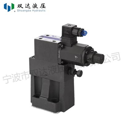 Proportional Electrohydraulic Relief Valve