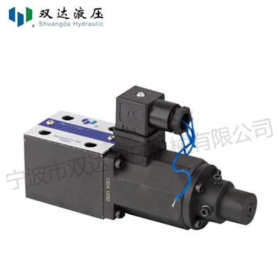 Proportional Electrohydraulic Pilot Relief Valve