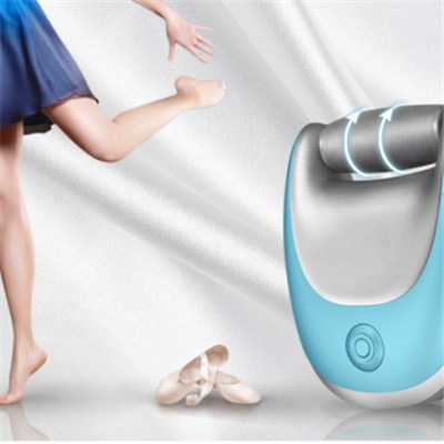 6 in 1 electric callus remover, personal rechargeable foot callus remover