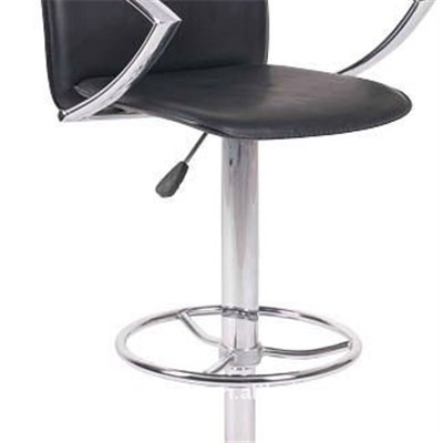 PVC Leather Bar Stool