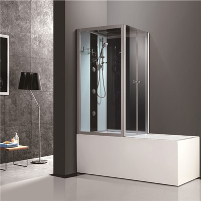 Corner Tub Shower Combo